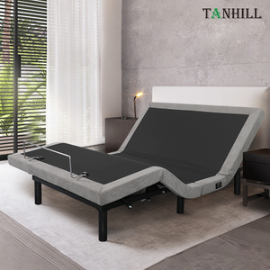 Electric Massage Foldable Adjustable Beds Base